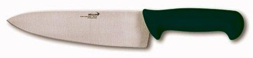 Deglon 6370520-C Couteau Eminceur Surclass Vert 20 cm