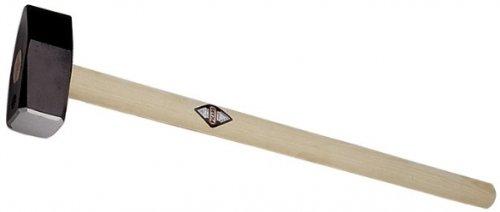 Kreuzschlaghammer 6kg mit geradem Stiel