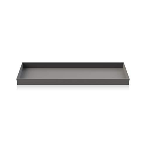 Cooee Design Tray 32x10x2cm Grey Design Tray
