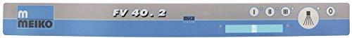 Meiko FV40.2MIKE2 - Teclado lavavajillas 5 teclas