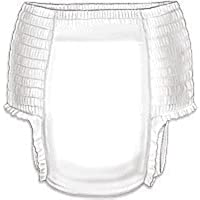 Curity Childrens Diapers Girls 4T-5T PK/21 by Curity Youth Pants preisvergleich bei billige-tabletten.eu