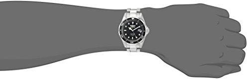 Invicta Herren Analog Quartz Uhr mit Edelstahl Armband 8932 - 3