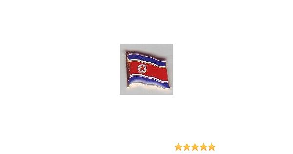 Deutschland Nordkorea Flaggen Pin Fahnen Pins Fahnenpin Flaggenpin Anstecker