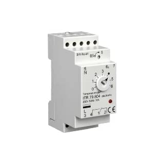 Electron Hutschienenregler, 15 Gr - 35bis + ITR 79.402