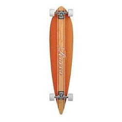 Roces Longboard Model 1 Natural Skateboard, Marrone