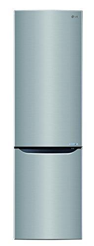 LG GBB 530 PZCFS Kühl-Gefrier-Kombination / A+++ / 201 cm Höhe / 252 L Kühlen / 91 L Gefrieren / Edelstahl / NoFrost / Smart Diagnosis
