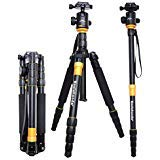 Best Monopods - koolehaoda KQ-666 SLR Camera Tripod Monopod & Ball Review