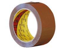 Scotch 309B3866 Verpackungsbänder Pvc, Ppl und Papier Verpackungsband 38mm x 66m braun