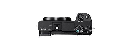 Sony Alpha A6300 – solo cuerpo