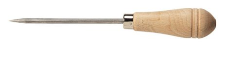Wolfpack 2640001-pointeau without Hole Number 0(Wooden Handle)