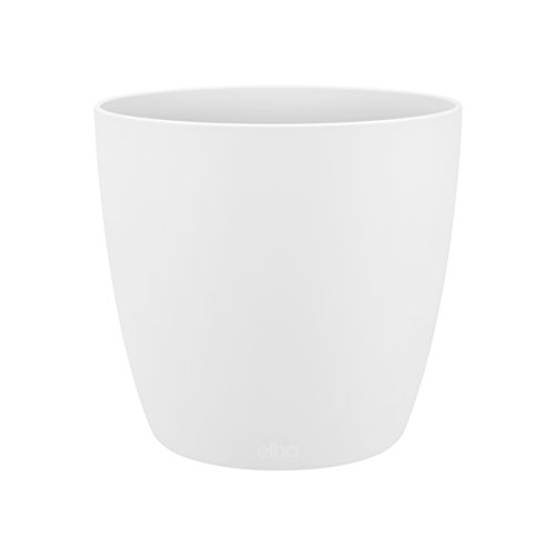 Elho 5642322515000 vaso di fiori, bianco