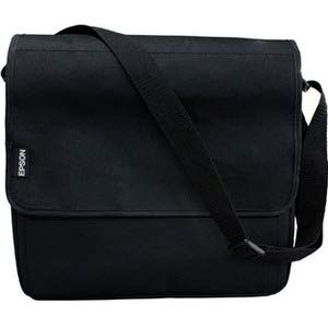 Epson ELPKS69 Soft - Projektortasche - für Epson VS350, VS355, PowerLite 12XX, Home Cinema 1060, Home Cinema 660, Home Cinema 760 Epson Soft Carrying Case