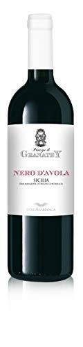 Nero D'Avola Bio Principe di Granatey 75 Cl - Vino Rosso Fermo