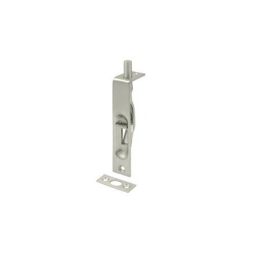 Deltana 4FBS15 HD Solid Brass 4-Inch Flush Bolt by Deltana Iv Hd Flush