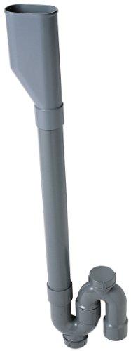 Wirquin SP5004 Siphon de machine à laver double crosse