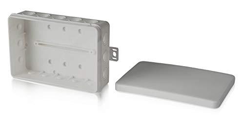 5 Stück F-tronic SD16 Abzweigdosen Feuchtraum IP54 400V E128 134x89x40