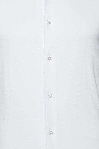 drykorn Herren Freizeithemd Ruben Herrenhemd Weiß (60)