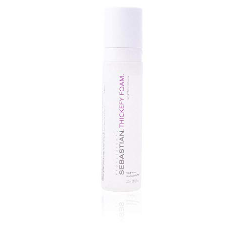 Sebastian Thickefy Foam Weightless Thickener, 200 ml (Haar-shampoo Sebastian)