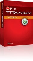TITANIUM ANTIVIRUS+ 2012 NEW BOX 12 M - 1 USER