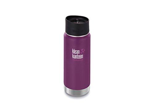 KLEAN KANTEEN 473ML - CAFE CAP 2.0 - WINTER PLUM