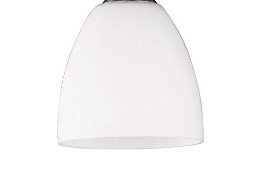 Lampenschirm Timo , 63921 E 27 u.a. für Led Glas , Ersatzglas , Schirm , Ersatzschirm , Lampenglas für Pendellampe , Tischlampe , Fluter , Leuchte