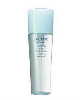 Shiseido Pureness Refreshing Cleansing Water Oil-Free/Alcohol-Free, 5 fl. oz by Shiseido (Cleansing Shiseido-pureness Water)