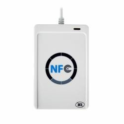 ACS ACR122U NFC RFID Contactless Smart IC Card Reader + 5pcs IC Cards