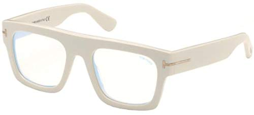 Tom Ford Brillen FAUSTO FT 5634-B BLUE BLOCK IVORY Unisex