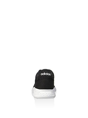 Adidas neo Lite Racer, Scape per Sport Indoor Donna Nero / Bianco (Negbas / Negbas / Ftwbla)