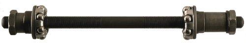 Point Achse Hinterradachse, schwarz,  9,5 mm - Länge 178 mm, 30011900