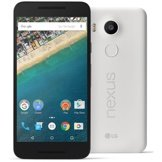 Smarphone - Google Nexus 5X (32 Go, Blanc quartz)