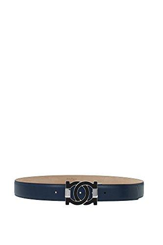 ceintures-salvatore-ferragamo-homme-cuir-tummansininen-0635468bluemarin-bleu-100