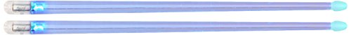FIRESTIX FX12BL FIRESTICKS   BAQUETAS CON LUZ  COLOR AZUL