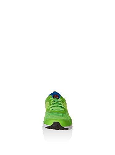 Reebok Rush, Chaussures de Gymnastique homme Verde/Bianco/Blu