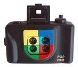 Novelty Pop Art Camera