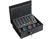 Geldkassette mit Münz-Zähleinsatz und elektronischem Schloss (Geldkasten) - 3