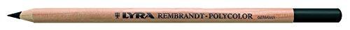 LYRA Rembrandt Polycolor Künstler-Farbstifte, Holz, Schwarz hart 17.8 x 4.8 x 1.7 cm 12-Einheiten