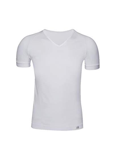 Camiseta fina y clásica ZD destila elegancia gracias a su diseño y ajuste perfecto. Está confeccionada con Algodón Egipcio Elastizado ZD y se adapta al cuerpo como una seguna piel. Las costuras se abren a mano para evitar cualquier percepción de las ...