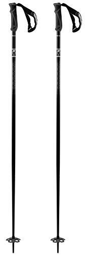 K2 Skis Freeride 18 Black Skistock, schwarz, 120 cm