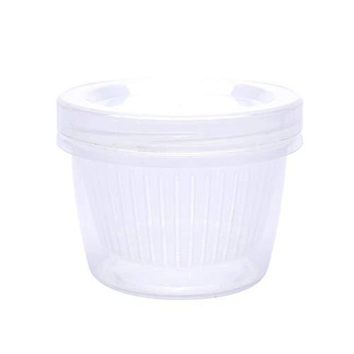 ungsbox für Küche, Kühlschrank, transparent, Aufbewahrungsbox ()
