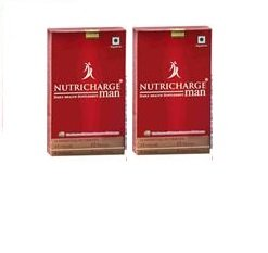 Nutricharge Daily Health Supplement For Men, 30 Tablets (Pack Of...