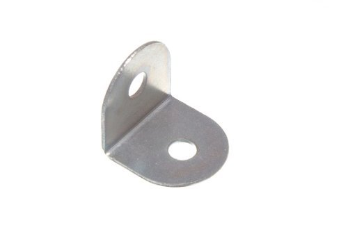 2000 X Mini Arbeitsplatte Arbeitsplatte Angle Bracket L 19mm x 19 mm 5mm Loch