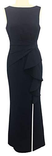 Eliza J Women's Ruffle Front Formal Dress