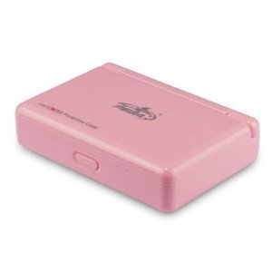 nintendo-3ds-pink-soft-rubber-case-cover-shell-part-of-the-consumer-store-accessories-range