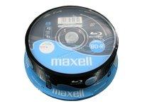 Maxell BD-R Blu-ray Disc 4x 25GB (25er Pack) (Bd-r Rohlinge)