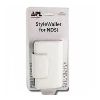 APL DSi Style Wallet - White (Nintendo DSi)