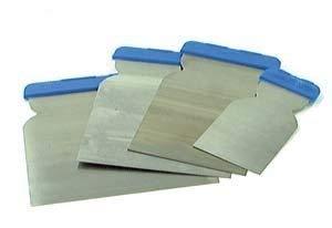 LUX Aus poliertem Stahl