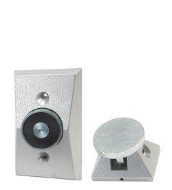 Edwards Signaling 1505-AQN5 Electromagnetic Door Holder Flush Wall Mount by Edwards-Signaling Flush Wall Mount
