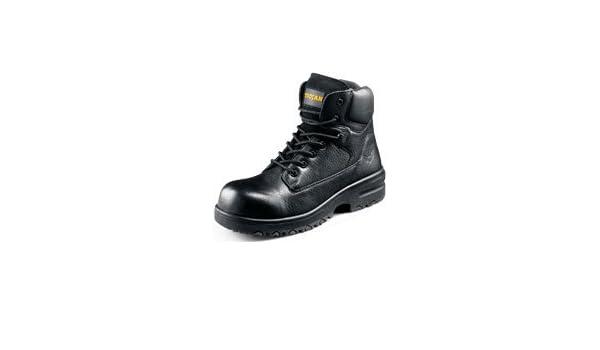 38894c2e15b Trojan G98 Safety Boot Black: Amazon.co.uk: Shoes & Bags
