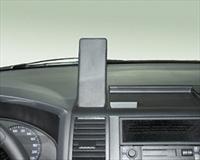 Waeco VKW255 Kunstleder Telefonkonsole schwarz für VW T5 Transporter ab Bj. 2003